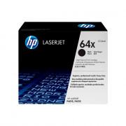 Картридж HP 64X (CC364X) чёрный (аналог)